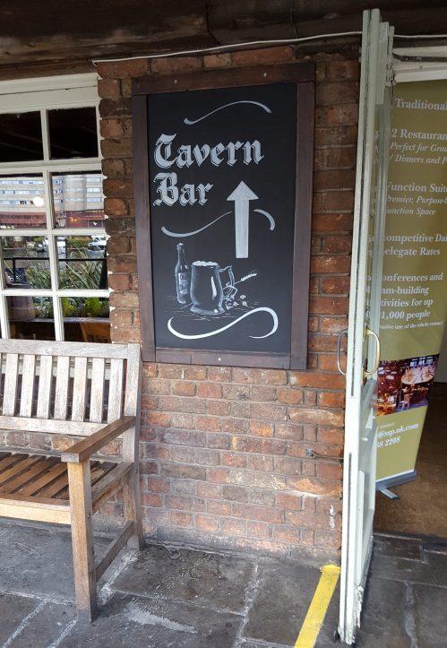 The Tavern Bar at the Dickens Inn